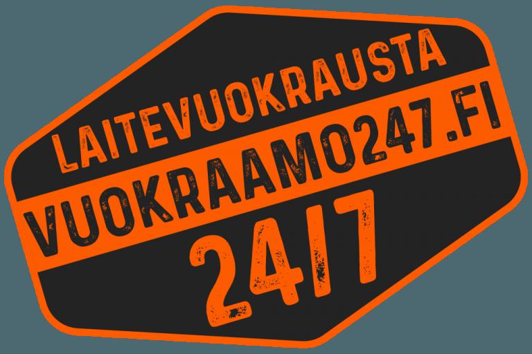 Vuokraamo 24/7 - Laitevuokraus Turku, Naantali, Raisio
